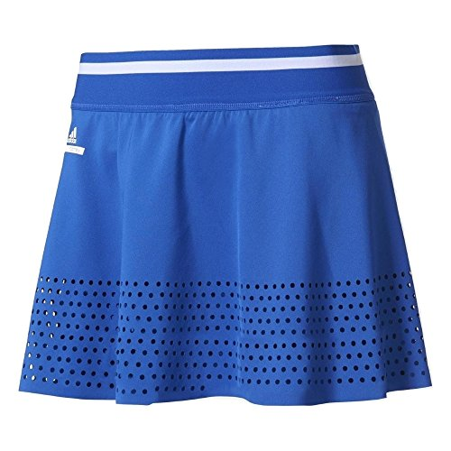 "adidas by Stella McCartney Damen Tennisrock ""Barricade Skirt"" BK7957 blau (296) M"