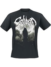 Caliban Cloak Camiseta Negro