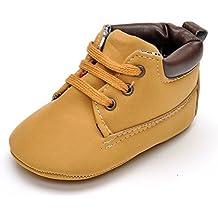 Infant Boys high-top Zapatillas PU bebés zapatillas