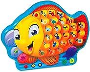 205822.TLJ TOUCH&LEARN-ALPHABET FISH..Reg