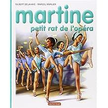 Martine, numéro 22 : Martine petit rat de l'opéra