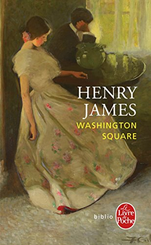 Buchseite und Rezensionen zu 'Washington Square' von Henry James