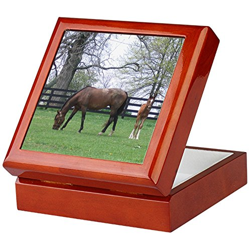 51Locb4sCML UK BEST BUY #1CafePress   Bluegrass Blue Bloods   Keepsake Box, Finished Hardwood Jewelry Box, Velvet Lined Memento Box