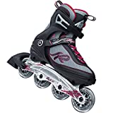 "K2 Damen Inlineskates Flight 80"""" Schwarz"