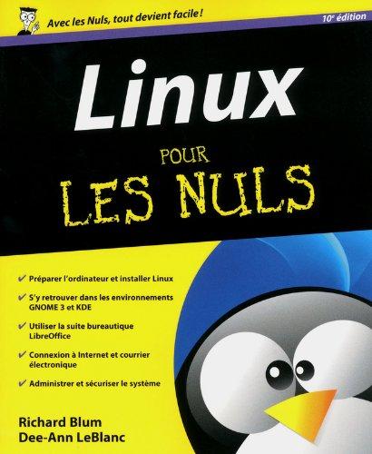 Linux pour les Nuls 10e dition