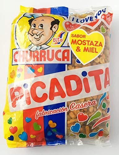 Picadita Miel y Mostaza Cóctel de Frutos Secos Churruca Bolsa 1 Kg