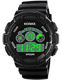 Amazon.es  reloj sumergible - Caucho  Relojes 00a32df1ca13