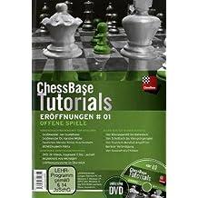 ChessBase Tutorials Eröffnungen Band 1: Offene Spiele