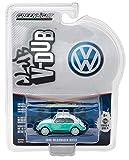 VW Käfer 1946 + Surfboard Dachgepäckträger Beetle Roof Rack Volkswagen - Greenlight 1:64