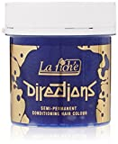 La Riche Directions Unisex Semi Permanent Haarfarbe, silver, 1er Pack (1 x 89 ml)