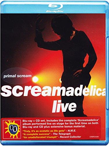 Primal Scream - Screamadelica live(+CD)