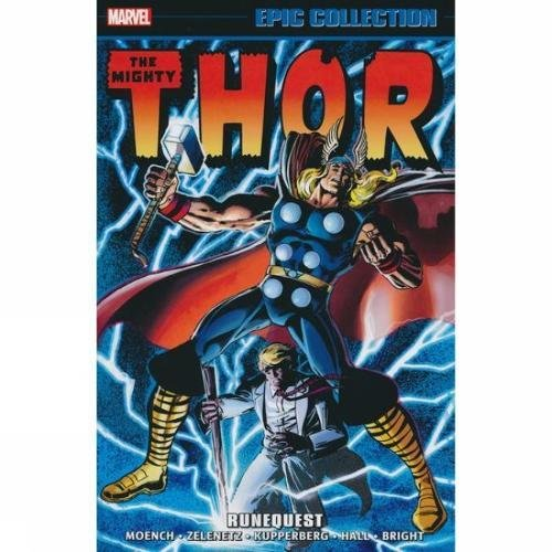 Thor Epic Collection. Runequest (Epic Collection The Mighty Thor)
