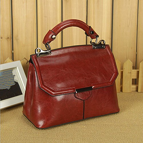 Eysee - Borsa a tracolla donna Wine red