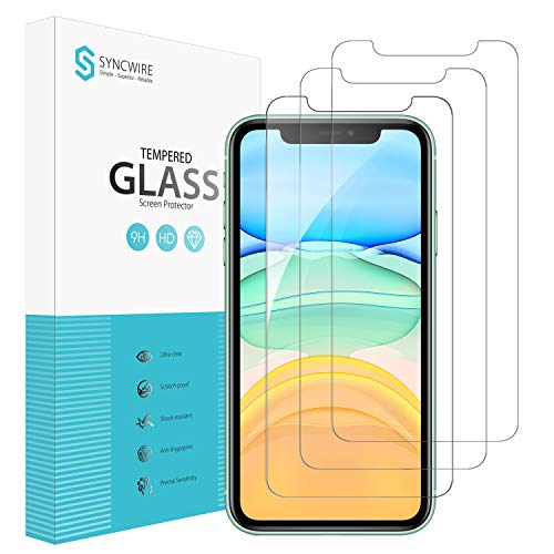 Syncwire Protector Pantalla iPhone 11 / iPhone XR