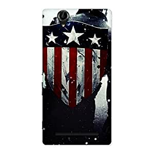 Majboot Dhaal Back Case Cover for Sony Xperia T2