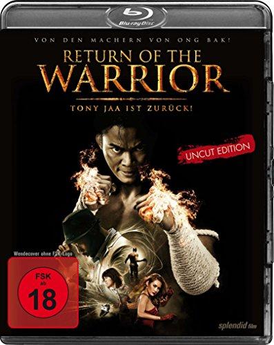 Return of the Warrior - Uncut Edition [Blu-ray] -
