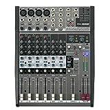 PHONIC AM-125 FX - Audio-Mixer mit Effekten, USB