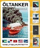Öltanker Quartett Tanker Katastrophen Öl Kartenspiel