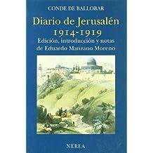 Diario de Jerusalen 1914-1919