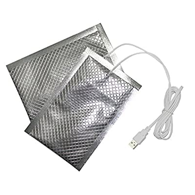 Zhuhaixmy USB Heizung,Fieber Tabletten,Heizplatten, Mittagessen Tasche Mittagessen Taschen Wärmer von Zhuhaixmy - Heizstrahler Onlineshop