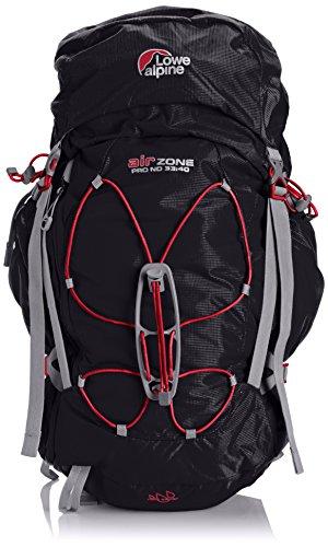 Lowe Alpine AirZone Pro ND Sac de randonnée Black/Fuchsia 33+7 L