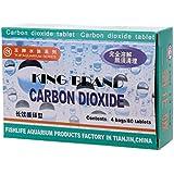 A0127 Pastillas de dióxido de Carbono del Acuario CO2 para Plantas Acuario difusor de Agua Hierba