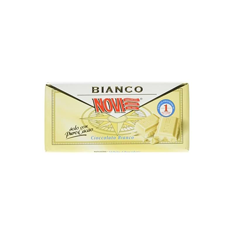Novi Tavoletta Cioccolato Bianco