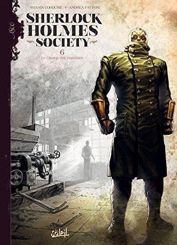 Sherlock Holmes Society T06 par Sylvain Cordurié
