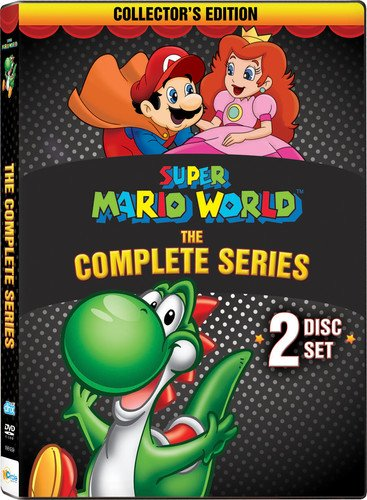 Super Mario Bros/World: Smb World Complete Series [DVD] [Region 1] [NTSC] [US Import]