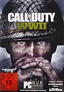 Call of Duty: WWII - Standard Edition - [PC] (B07111DCTN) | Amazon Products