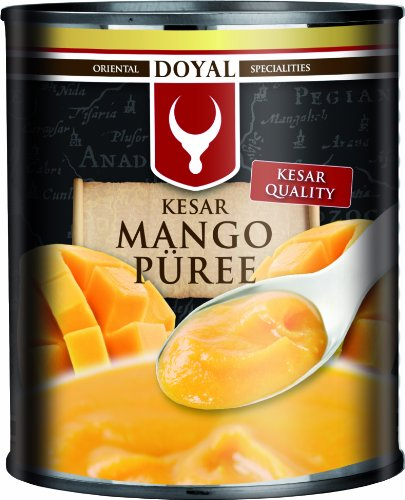 DOYAL Mangopüree, Kesar, 4er Pack (4 x 850 g) -