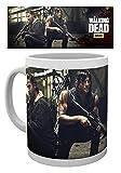 The Walking Dead GB Eye, Hunt, Taza