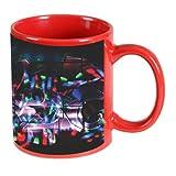 Printland Unique Red Coffee Mug 350 ml