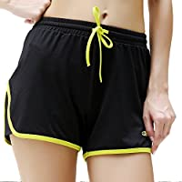 Yvette 8027 Women's Sports Shorts - Anti-bacterial