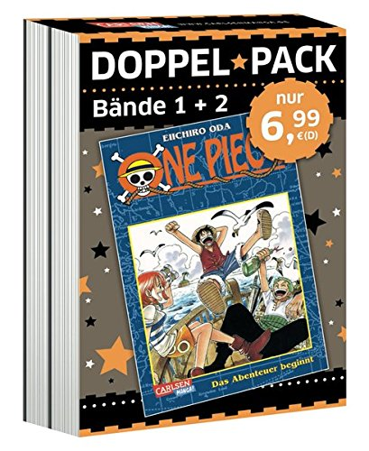 One Piece, Bd. 1+2 Doppelpack