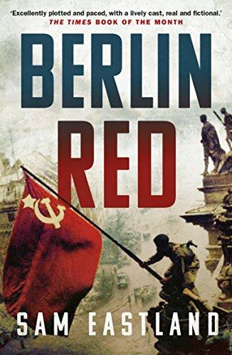 Berlin Red (Inspector Pekkala Book 7) (English Edition)