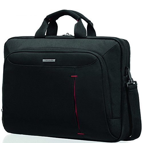 "Samsonite Guardit Bailhandle 17.3"" Maletas y trolleys, 32 cm, 15 L, Color Negro"