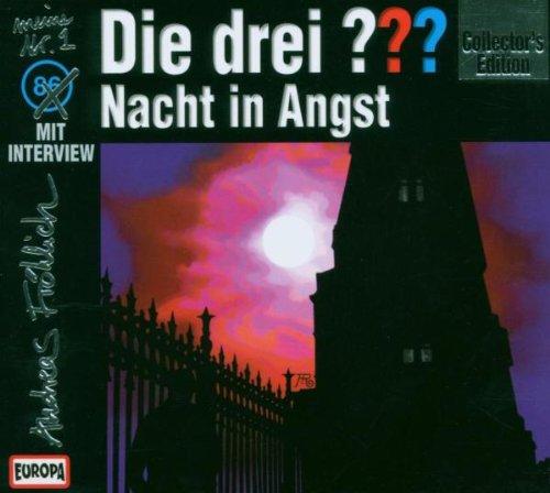 Die drei Fragezeichen - Folge 86: Nacht in Angst (Collector's Edition)