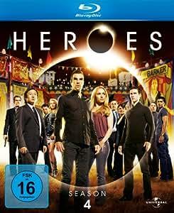 Heroes - Season 4 [Blu-ray]