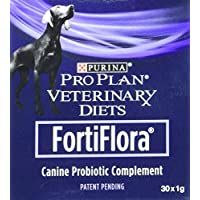 Purina 0000000001178 FortiFlora Canine Suplemento, 30 Sobres