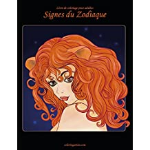 Livre de coloriage pour adultes Signes du Zodiaque 2
