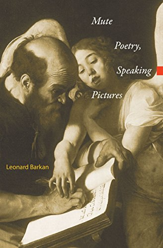 Mute Poetry, Speaking Pictures (Essays in the Arts) (English Edition)