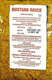 Cremica Mustard Sauce