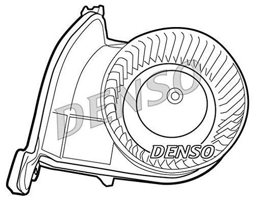 Denso DEA23003 Lüfter, Klimakondensator