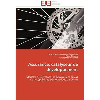 Assurance: catalyseur de développement