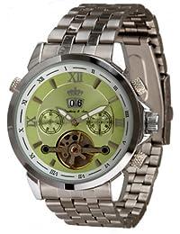 Reloj Lindberg & Sons para Hombre LS-Sil-Hgruen-M-U