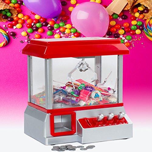 Rexco tradicional Fairground Candy Grabber escritorio