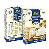 Sam Mills - Glutenfreie Backmischung - Weißbrot | 6er Pack (6 x 400 g)