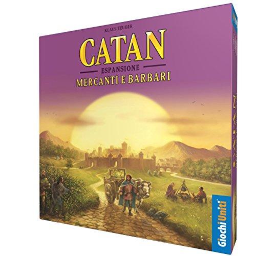 Catan Studios gu605–Catan Händler und Barbaren