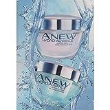 Avon Anew Hydro-Advance Set Gel + Creme Feuchtigkeitspflege Faltenaufpolsterung Vergleich